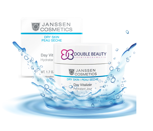 Kem dưỡng da ban ngày Janssen Cosmetics Day Vitalizer 50ml
