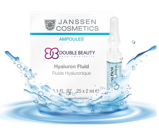 Tinh Chất Cung Cấp Độ Ẩm Cho Da-Janssen Cosmetics Hyaluron Fluid